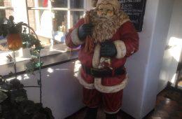 Xmas Santa at the Stanley Arms