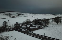 Stanley Arms Drone Feb 2018